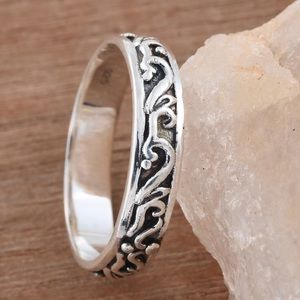 NEW Ring 925 Sterling Silver Celtic Size 7 Jewelry